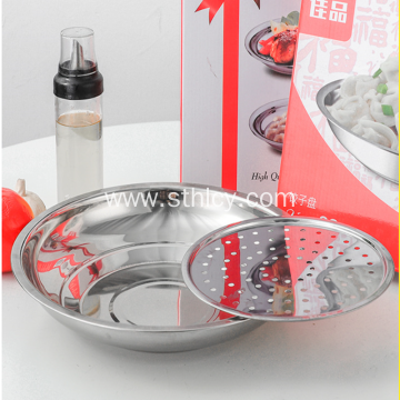 Multi-functional Creative Stainless Steel Disc